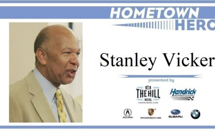 Hometown Hero: Stanley Vickers