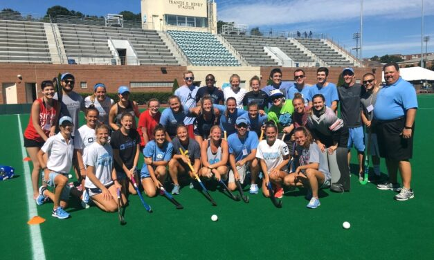 'This Is A Preposterous Idea': The Inaugural Season of the UNC Fockey Band