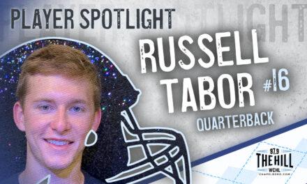 Carolina Player Spotlight: Russell Tabor