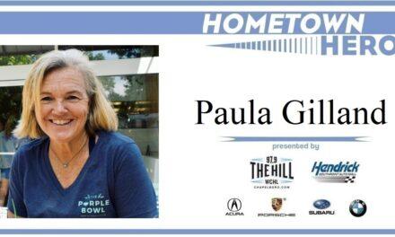 Hometown Hero: Paula Gilland