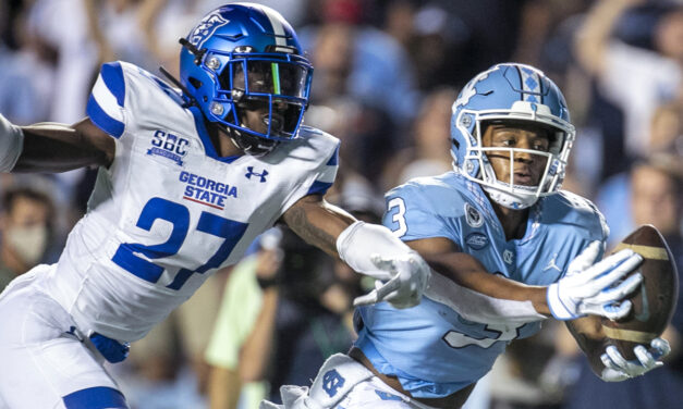 UNC Football vs. Virginia: How to Watch, Cord-Cutting Options and Kickoff Time