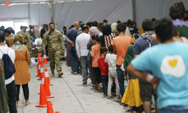 States Learning How Many Afghan Evacuees Coming Their Way