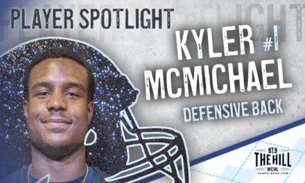 Carolina Player Spotlight: Kyler McMichael