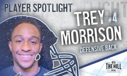 Carolina Player Spotlight: Trey Morrison