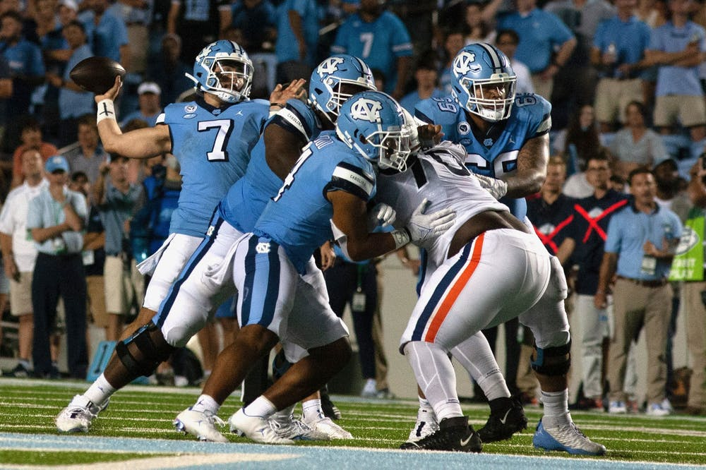 UNC Football Seeking First Road Win of the Season Against Yellow Jackets