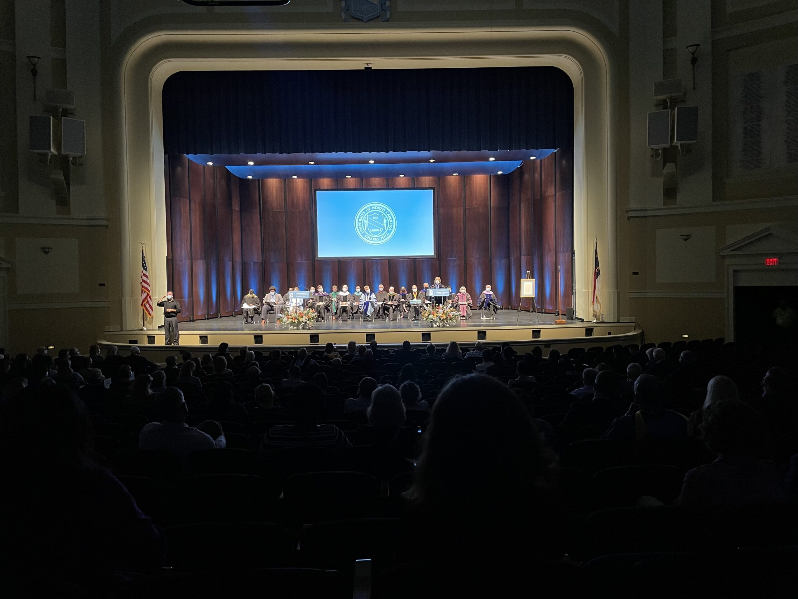 UNC Marks University Day With Message of Hope and Resilience
