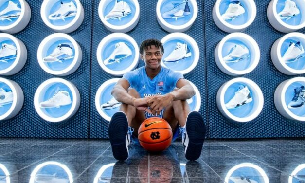 2023 Five-Star Recruit Simeon Wilcher Commits to UNC Basketball