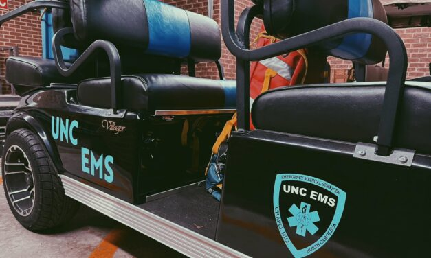 UNC Campus EMS Offers Student-Led Support, Advocacy to Carolina Community