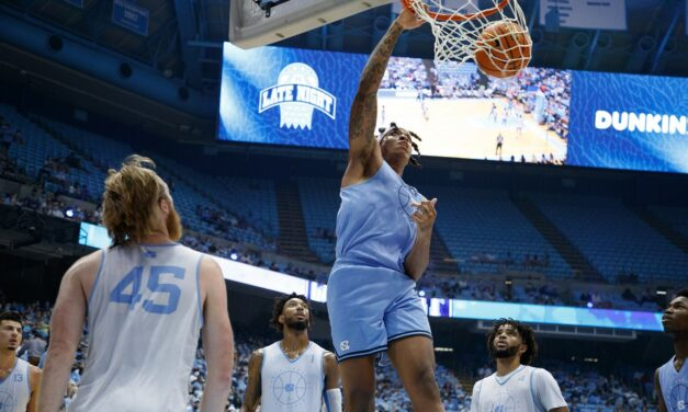UNC Picked to Finish Third in ACC Preseason Poll; Bacot, Love Nab All-ACC Spots