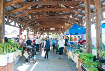 Carrboro Farmers' Market To Change Hours of Operation